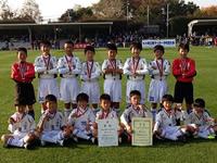 上福岡少年少女サッカークラブ