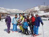上福岡スキークラブ