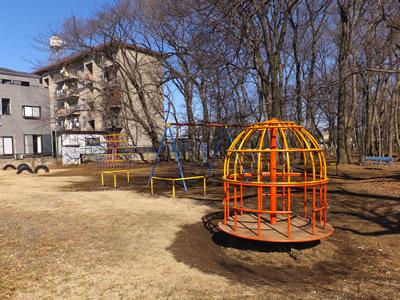 風の子公園・緑ヶ丘緑地