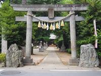 諏訪氷川神社